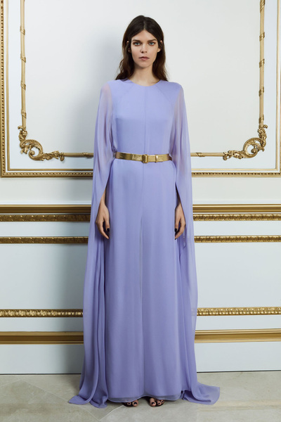 Reem Acra Spring 2018 Ready-to-Wear - Look #25
