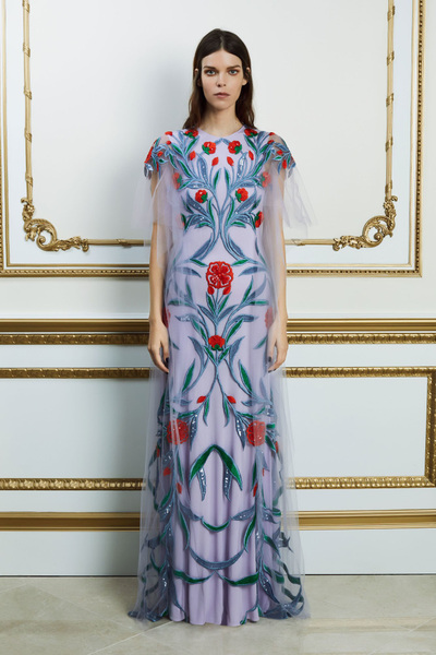 Reem Acra Spring 2018 Ready-to-Wear - Look #26