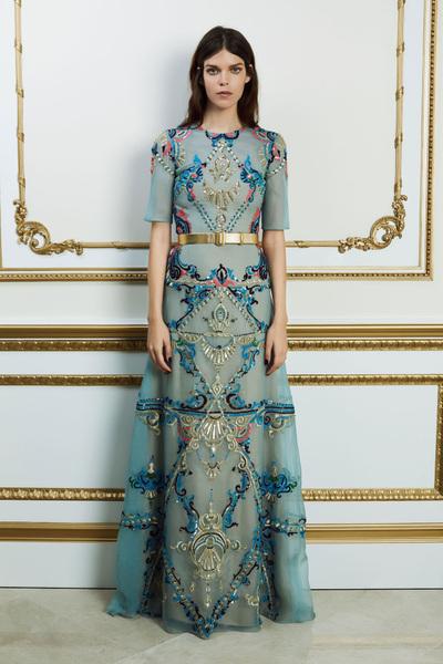 Reem Acra Spring 2018 Ready-to-Wear - Look #27