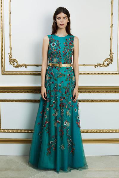 Reem Acra Spring 2018 Ready-to-Wear - Look #28