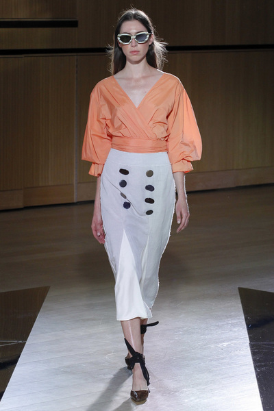 Rejina Pyo Spring 2018 Ready-to-Wear - Look #11