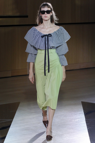 Rejina Pyo Spring 2018 Ready-to-Wear - Look #13