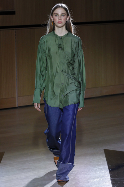 Rejina Pyo Spring 2018 Ready-to-Wear - Look #17