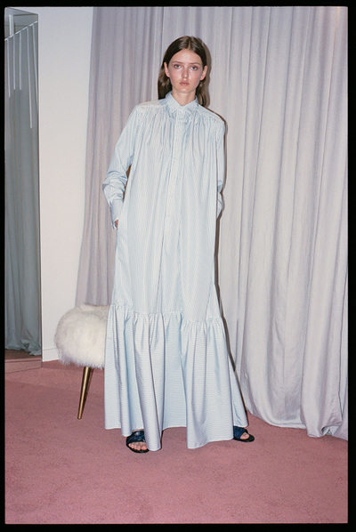 Rhié Spring 2018 Ready-to-Wear - Look #12