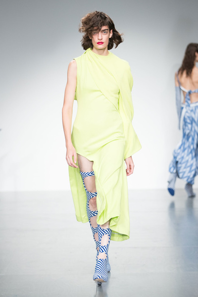 Richard Malone Spring 2018 Ready-to-Wear - Look #11