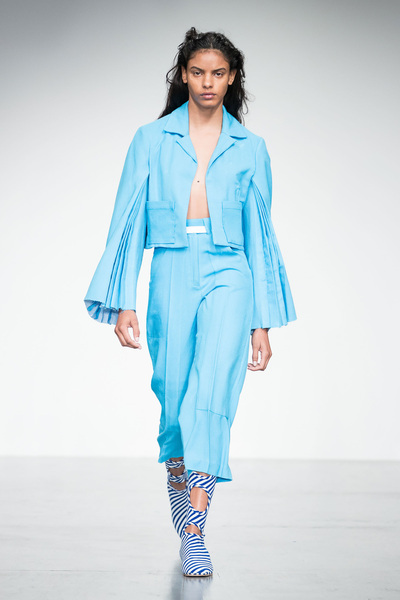 Richard Malone Spring 2018 Ready-to-Wear - Look #16