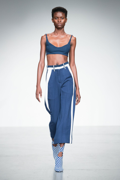 Richard Malone Spring 2018 Ready-to-Wear - Look #4
