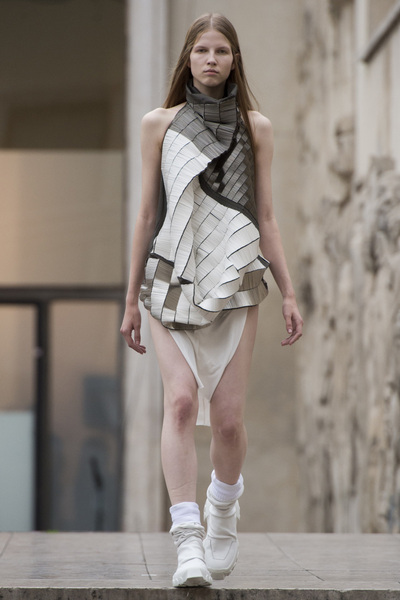 Rick Owens Spring 2018 Ready-to-Wear - Look #26
