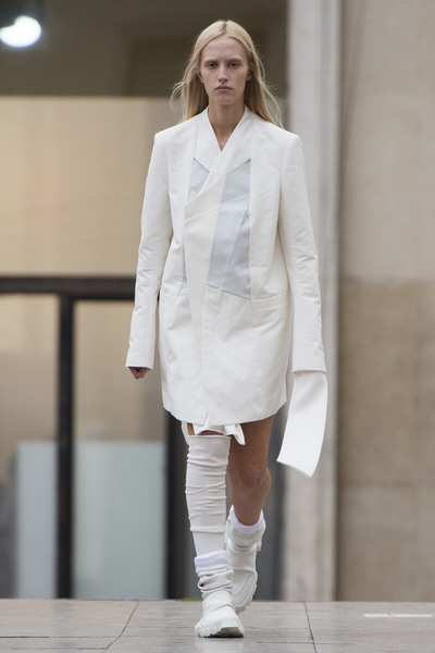 Rick Owens Spring 2018 Ready-to-Wear - Look #28