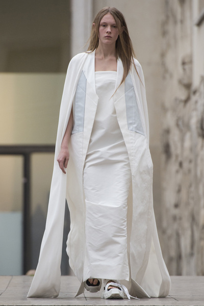 Rick Owens Spring 2018 Ready-to-Wear - Look #31