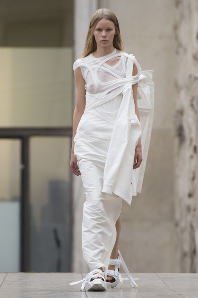 Rick Owens Spring 2018 Ready-to-Wear - Look #32