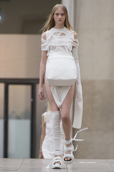 Rick Owens Spring 2018 Ready-to-Wear - Look #33