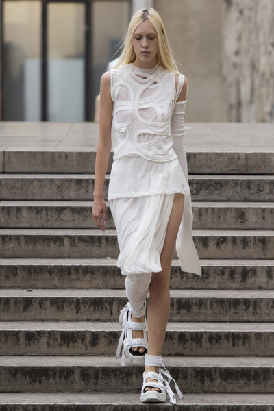 Rick Owens Spring 2018 Ready-to-Wear - Look #34