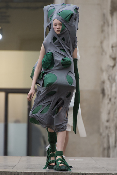 Rick Owens Spring 2018 Ready-to-Wear - Look #37