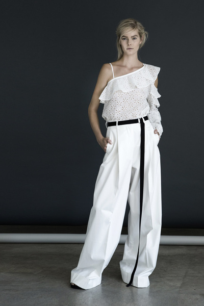 Robert Rodriguez Spring 2018 Ready-to-Wear - Look #22