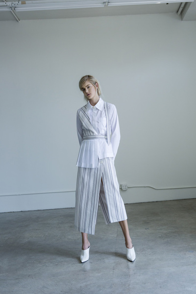 Robert Rodriguez Spring 2018 Ready-to-Wear - Look #3