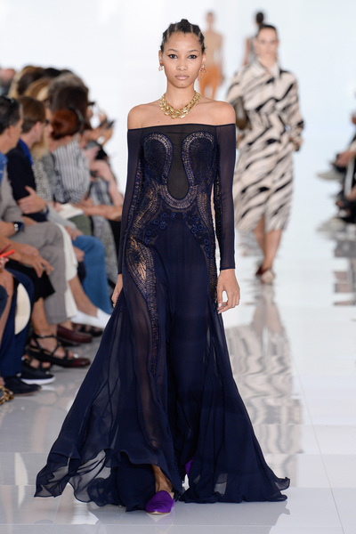 Roberto Cavalli Spring 2018 Ready-to-Wear - Look #10