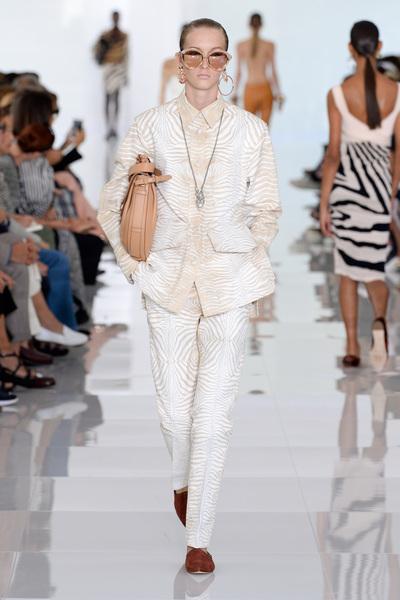 Roberto Cavalli Spring 2018 Ready-to-Wear - Look #14