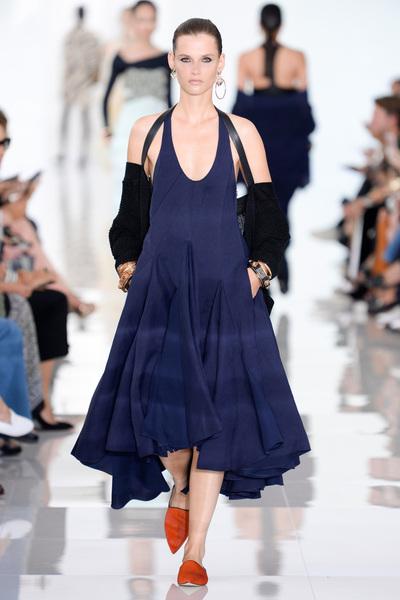 Roberto Cavalli Spring 2018 Ready-to-Wear - Look #19