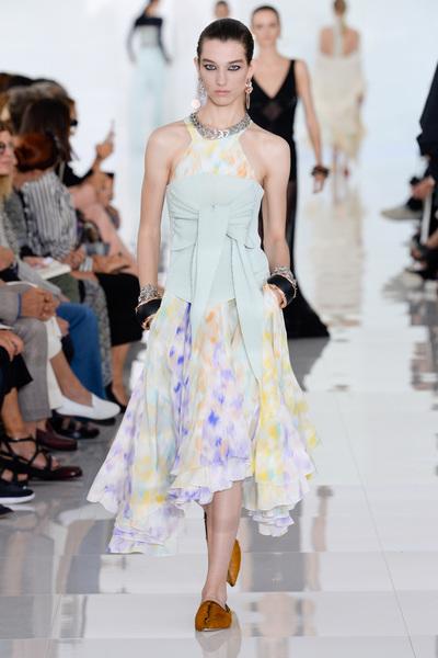 Roberto Cavalli Spring 2018 Ready-to-Wear - Look #23