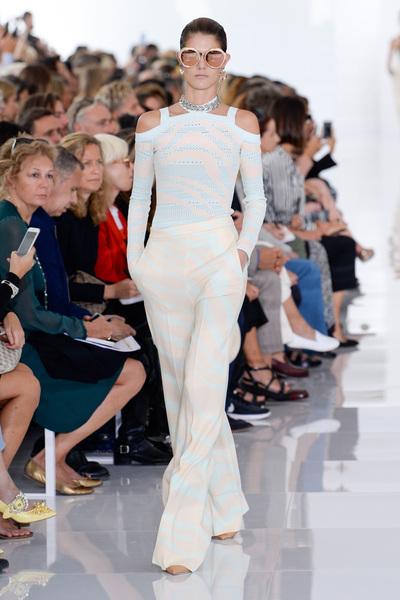 Roberto Cavalli Spring 2018 Ready-to-Wear - Look #30