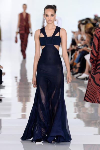 Roberto Cavalli Spring 2018 Ready-to-Wear - Look #7