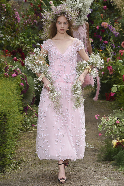 Rodarte Spring 2018 Ready-to-Wear - Look #40