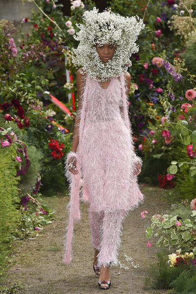 Rodarte Spring 2018 Ready-to-Wear - Look #41