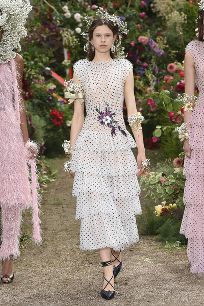 Rodarte Spring 2018 Ready-to-Wear - Look #44