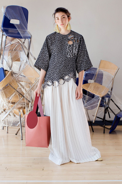 Roksanda Resort 2018 - Look #15