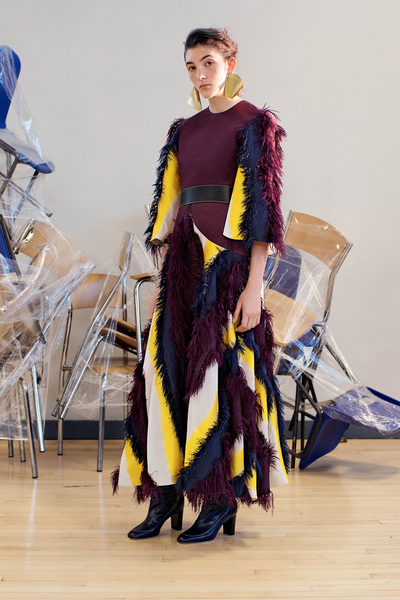 Roksanda Resort 2018 - Look #25