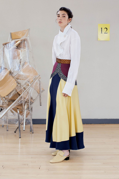Roksanda Resort 2018 - Look #28