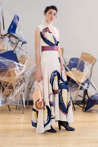 Roksanda Resort 2018 - Look #29