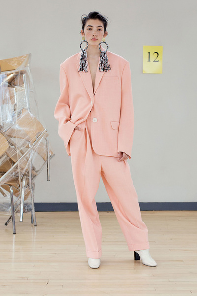 Roksanda Resort 2018 - Look #3