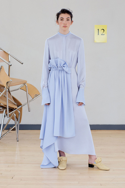 Roksanda Resort 2018 - Look #4