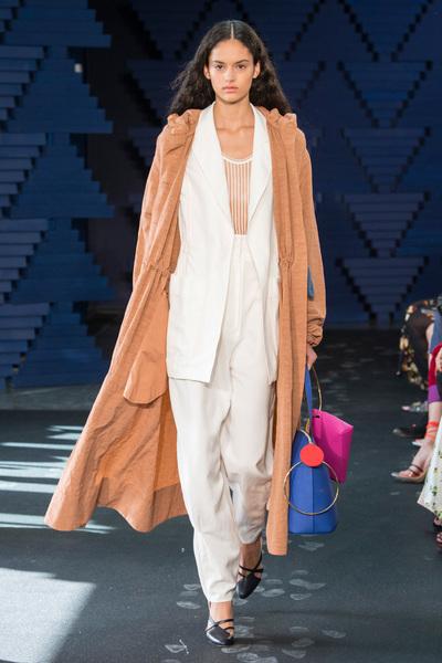 Roksanda Spring 2018 Ready-to-Wear - Look #11