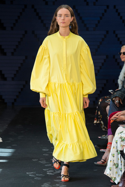 Roksanda Spring 2018 Ready-to-Wear - Look #14
