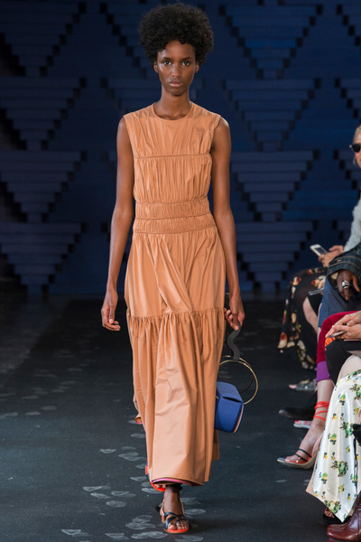 Roksanda Spring 2018 Ready-to-Wear - Look #15