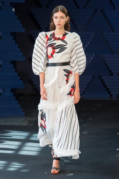 Roksanda Spring 2018 Ready-to-Wear - Look #2
