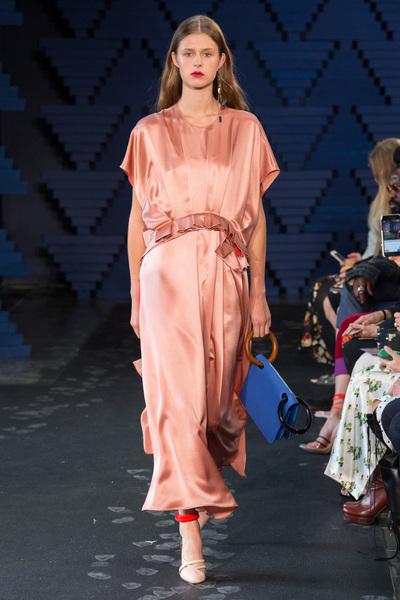 Roksanda Spring 2018 Ready-to-Wear - Look #20
