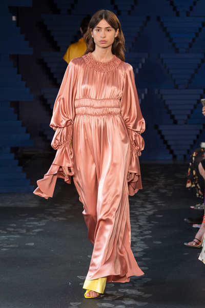 Roksanda Spring 2018 Ready-to-Wear - Look #27