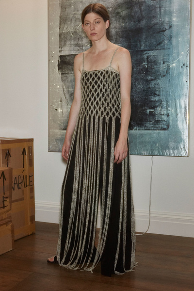 Rosetta Getty Spring 2018 Ready-to-Wear - Look #20