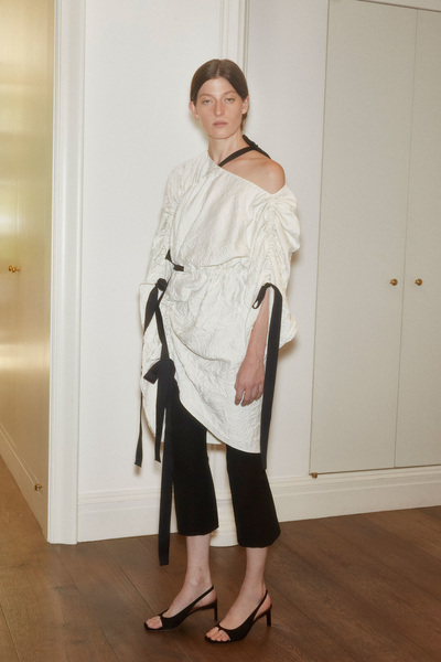 Rosetta Getty Spring 2018 Ready-to-Wear - Look #22