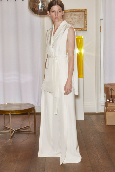 Rosetta Getty Spring 2018 Ready-to-Wear - Look #3