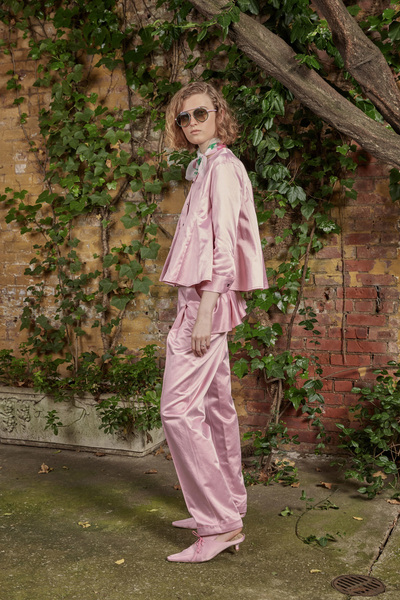 Rosie Assoulin Resort 2018 - Look #16