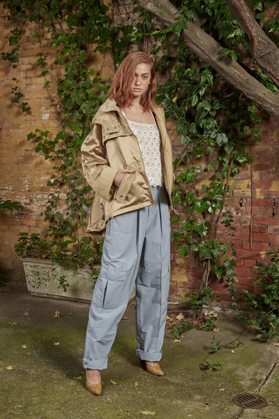 Rosie Assoulin Resort 2018 - Look #2