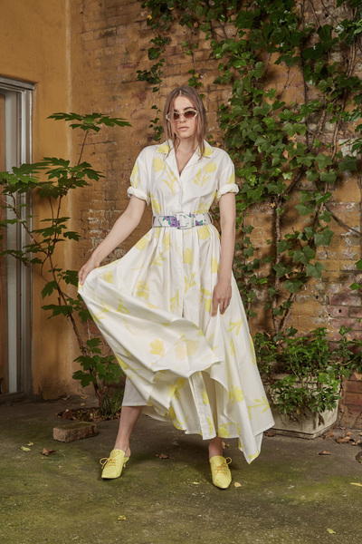 Rosie Assoulin Resort 2018 - Look #21