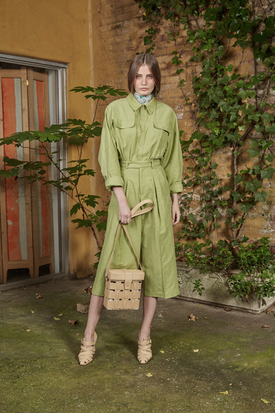 Rosie Assoulin Resort 2018 - Look #3