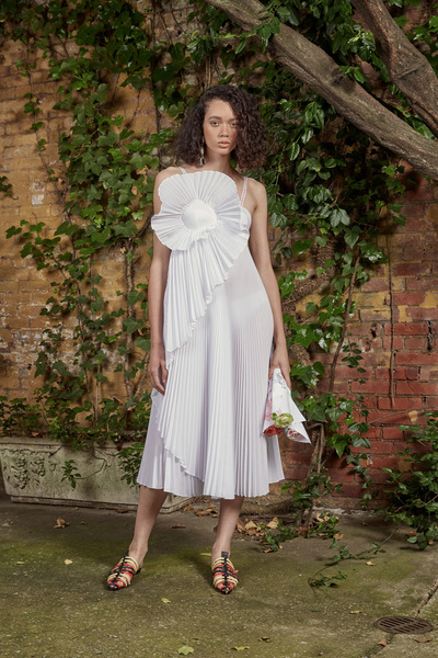 Rosie Assoulin Resort 2018 - Look #30