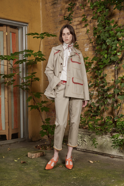Rosie Assoulin Resort 2018 - Look #5